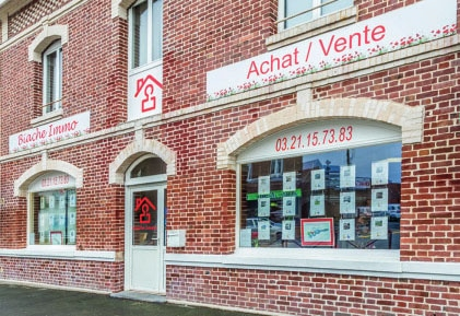 agence immobiliere biache immo